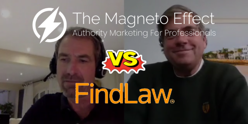 Criminal Lawyer Recommends The Magneto Effect Over Thomson Reuters FindLaw In Shocking Review