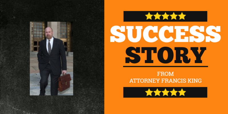 Solo Practitioner Family Attorney Has Best Revenue Year Ever – REAL LIFE STORY